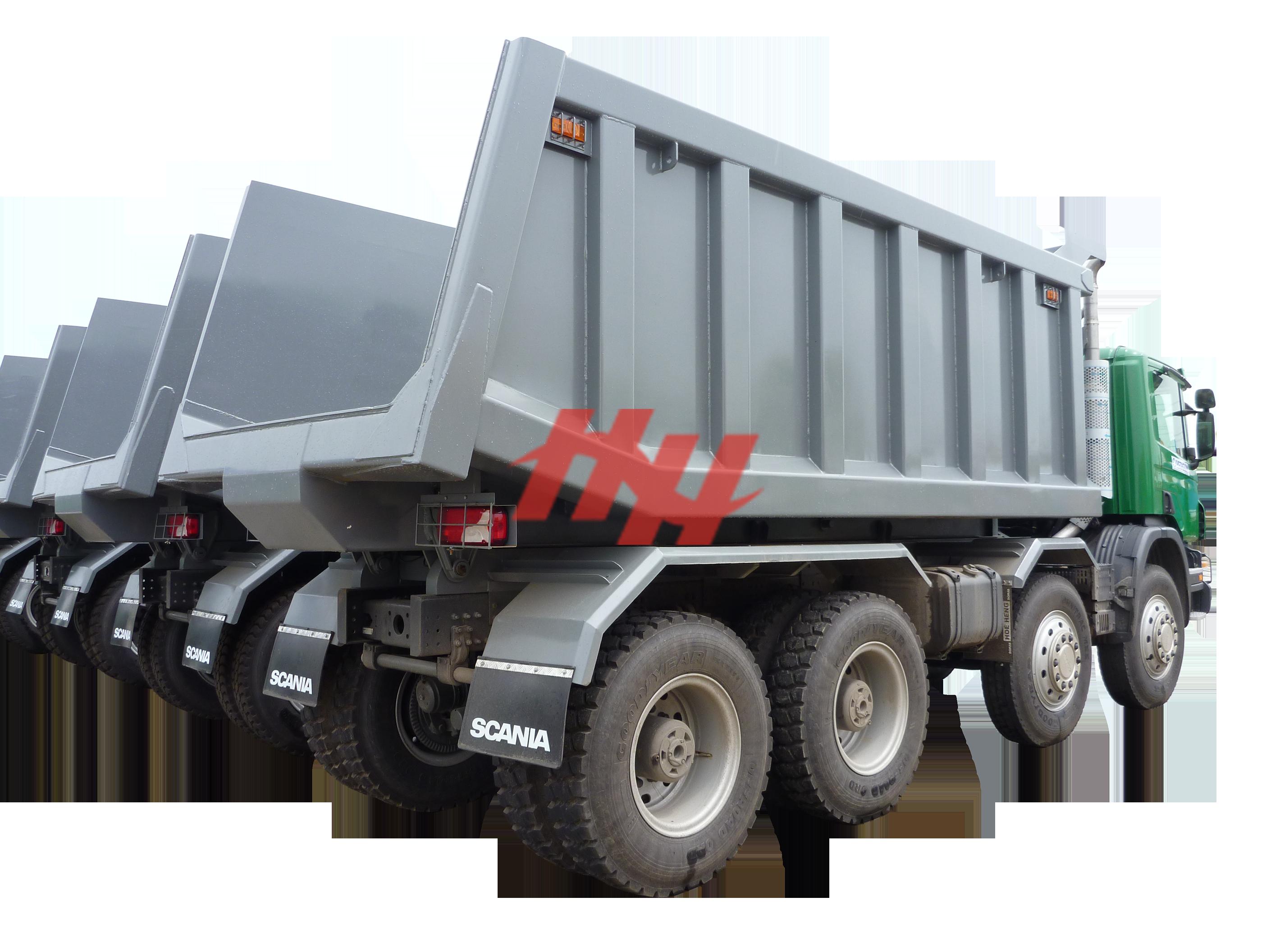 40tons dump truck edit