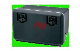 Imported plastic tool box   two europlex locks